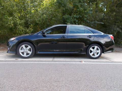 2014 Toyota Camry for sale at A & P Automotive in Montgomery AL