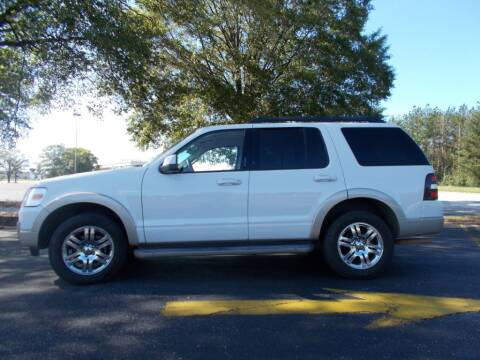 2010 Ford Explorer for sale at A & P Automotive in Montgomery AL