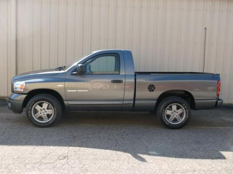 2006 Dodge Ram Pickup 1500 for sale in Montgomery, AL