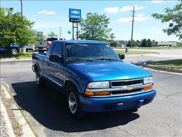 2001 Chevrolet S-10 for sale in Lapeer, MI