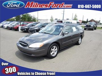 2002 Ford Taurus for sale in Lapeer, MI
