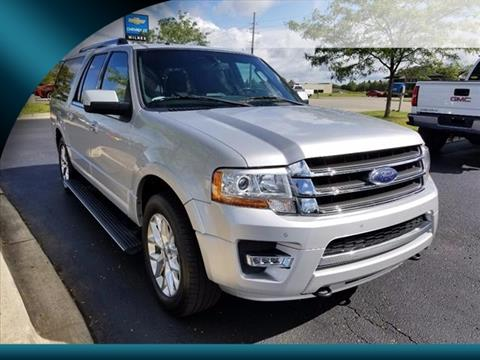 2015 Ford Expedition EL for sale in Lapeer, MI