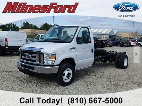 2017 Ford E-Series Cargo for sale in Lapeer, MI