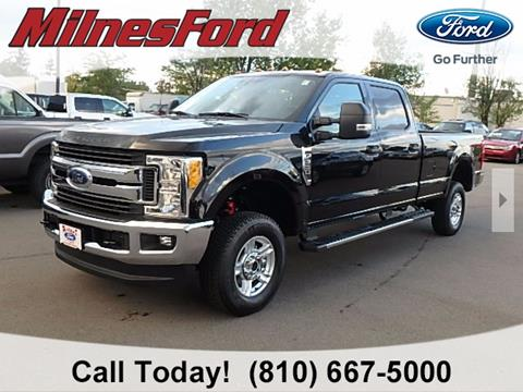 2017 Ford F-350 Super Duty for sale in Lapeer, MI