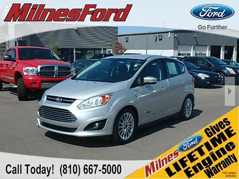 2015 Ford C-MAX Energi for sale in Lapeer, MI
