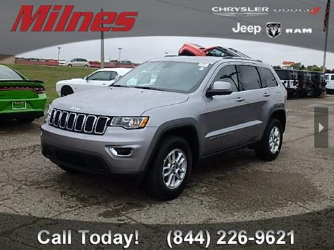 2018 Jeep Grand Cherokee for sale in Lapeer, MI