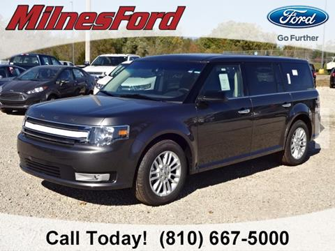 2018 Ford Flex for sale in Lapeer, MI