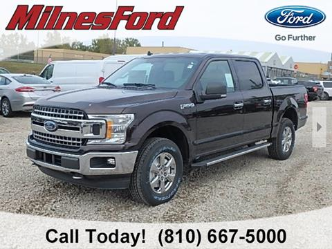 2018 Ford F-150 for sale in Lapeer, MI