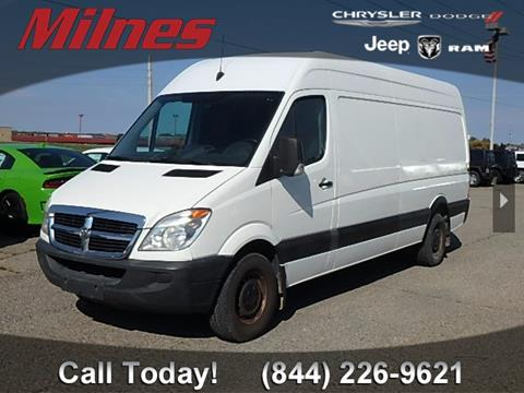 2008 Dodge Sprinter Cargo for sale in Lapeer, MI