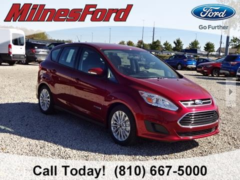 2017 Ford C-MAX Hybrid for sale in Lapeer, MI