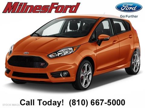2017 Ford Fiesta for sale in Lapeer, MI
