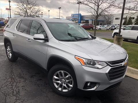 2018 Chevrolet Traverse for sale in Lapeer, MI