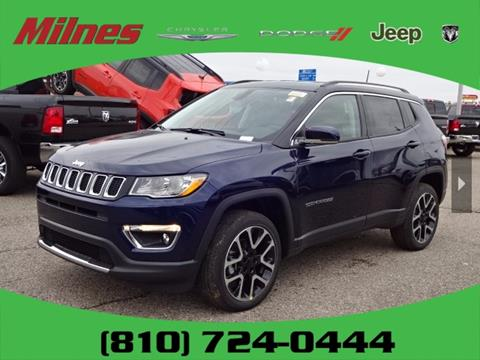 2018 Jeep Compass for sale in Lapeer, MI