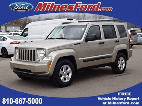 2011 Jeep Liberty for sale in Lapeer, MI