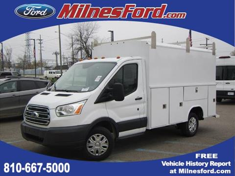 2016 Ford Transit Cutaway for sale in Lapeer, MI