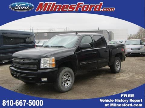 pickup truck for sale in lapeer mi milnes ford inc. Black Bedroom Furniture Sets. Home Design Ideas