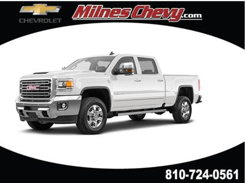 2017 GMC Sierra 3500HD for sale in Lapeer, MI
