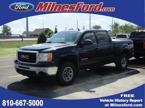 2010 GMC Sierra 1500 for sale in Lapeer, MI