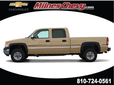 2002 GMC Sierra 2500HD for sale in Lapeer, MI