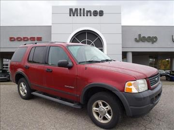 2004 Ford Explorer for sale in Lapeer, MI