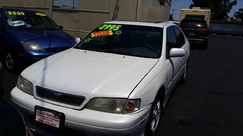 2000 Infiniti G20 for sale in Merced, CA