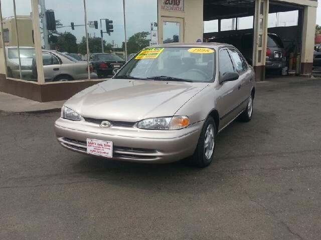 1998 Chevrolet Prizm 4dr Sedan - Merced CA