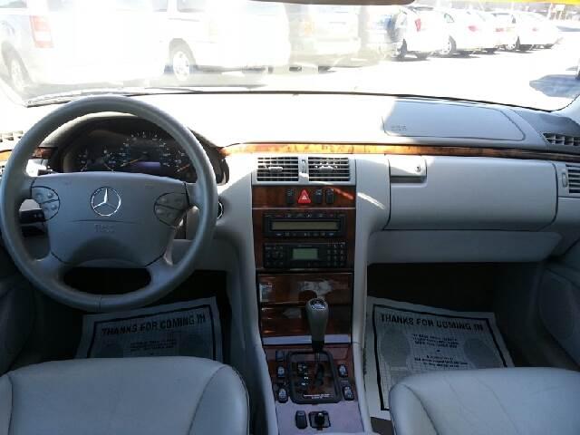 2000 Mercedes-Benz E-Class E320 4dr Sedan - Merced CA