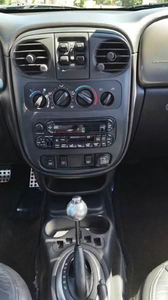 2004 Chrysler PT Cruiser 4dr GT Turbo Wagon - Merced CA