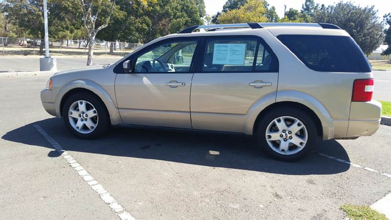 2007 Ford Freestyle AWD Limited 4dr Wagon - Merced CA