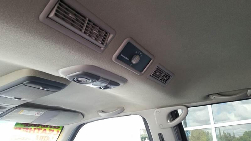 1999 GMC Yukon 4dr Denali 4WD SUV - Merced CA