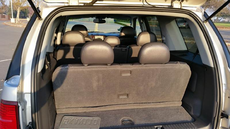 2004 Ford Explorer Limited 4dr SUV - Merced CA