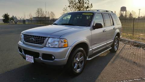 2004 Ford Explorer