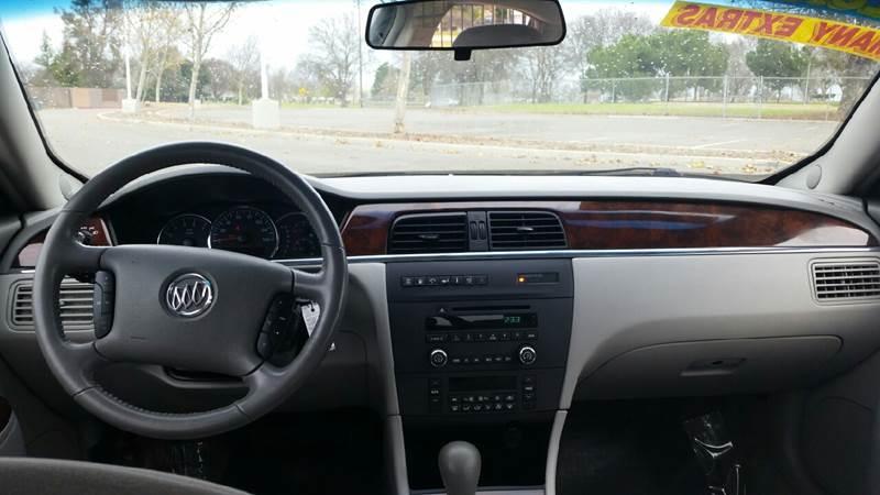 2008 Buick LaCrosse CX 4dr Sedan - Merced CA