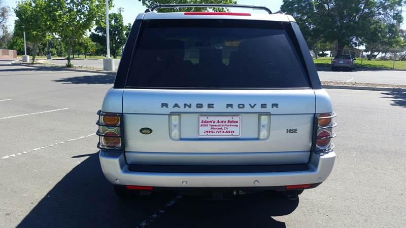 2003 Land Rover Range Rover AWD HSE 4dr SUV - Merced CA