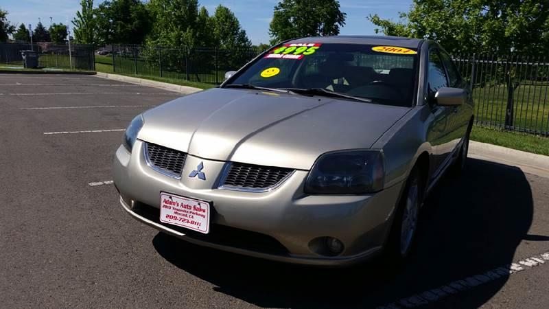 2004 Mitsubishi Galant GTS V6 4dr Sedan - Merced CA