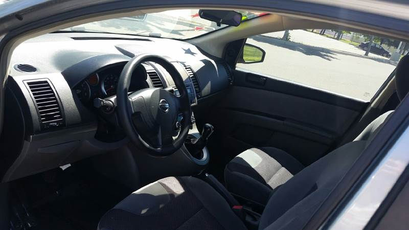 2007 Nissan Sentra 2.0 4dr Sedan (2L I4 6M) - Merced CA