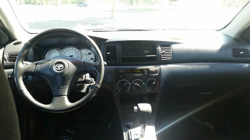 2007 Toyota Corolla S 4dr Sedan (1.8L I4 4A) - Merced CA