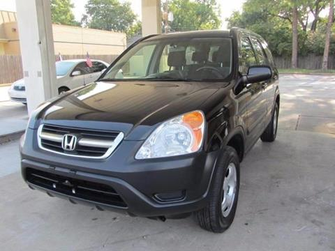 2004 Honda CR-V for sale in Houston, TX