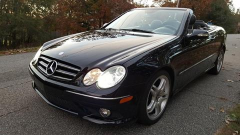 2006 Mercedes-Benz CLK for sale in Cumming, GA