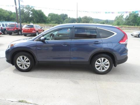 2013 Honda CR-V for sale in Tulsa, OK