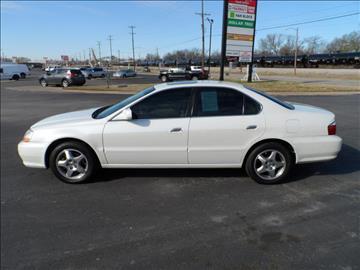 2002 Acura TL for sale in Tulsa, OK