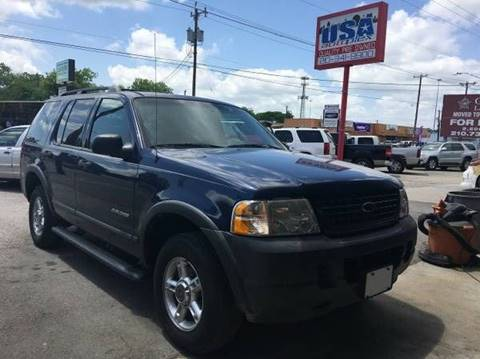 2004 Ford Explorer for sale in San Antonio, TX
