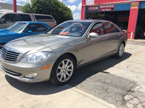 2007 Mercedes-Benz S-Class for sale in San Antonio, TX