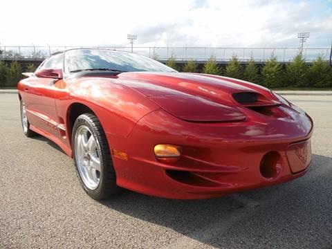 2001 Pontiac Firebird for sale in Uniontown PA