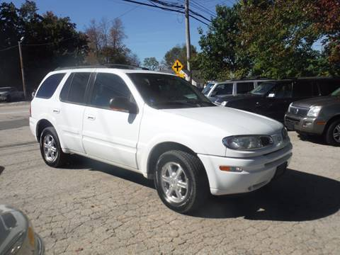 2002 Oldsmobile Bravada for sale in Derry, NH