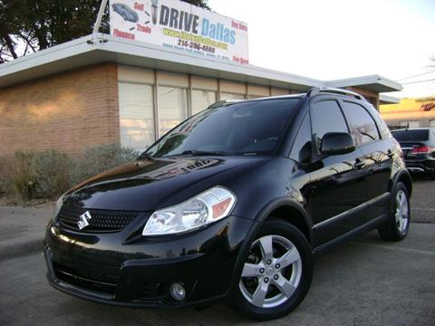 2010 Suzuki SX4 Crossover for sale in Dallas, TX