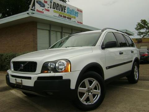 2005 Volvo XC90 for sale in Dallas, TX