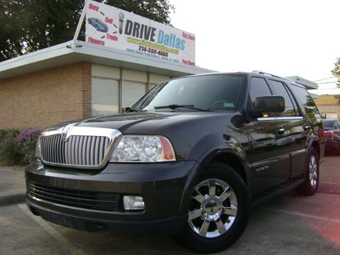 2006 Lincoln Navigator for sale in Dallas, TX