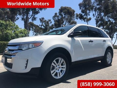2012 Ford Edge for sale in San Diego, CA