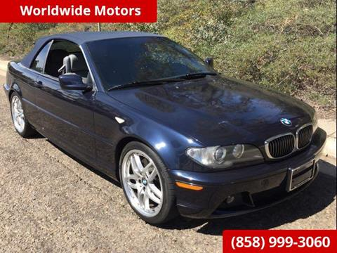 2006 BMW 3 Series for sale in San Diego CA
